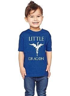 39b15dde4 Amazon.com: Mini Dragon / Game of Thrones / Funny Toddler Shirts ...