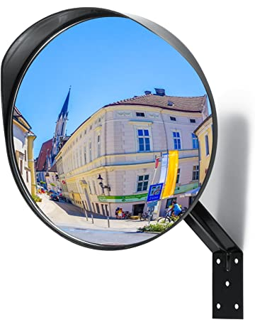 what are convex mirrors used for