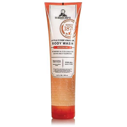 APPLE CIDER VINEGAR - BODY WASH - 9.5 FL. OZ - The Grandpa Soap Company
