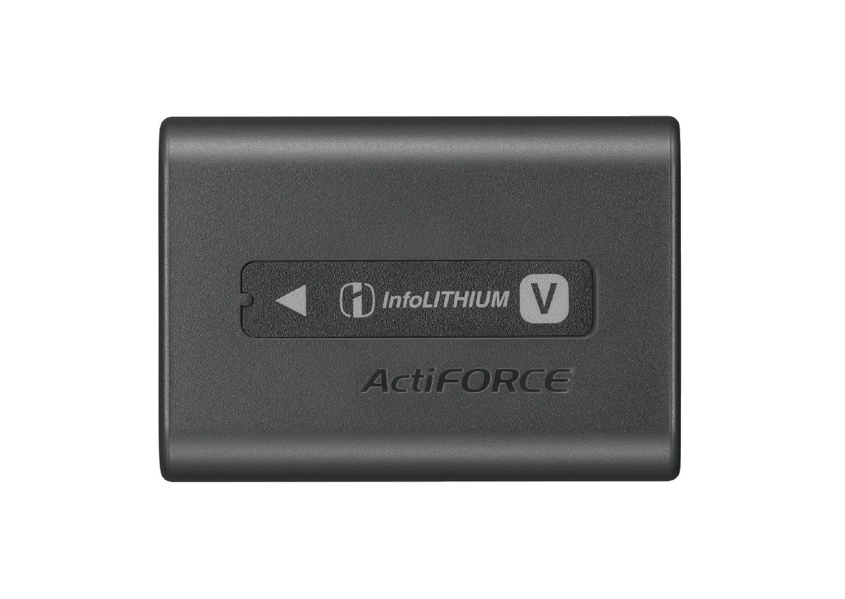 Sony NP-FV70A V-Series Rechargeable Digital Camera Battery Pack, Black by Sony