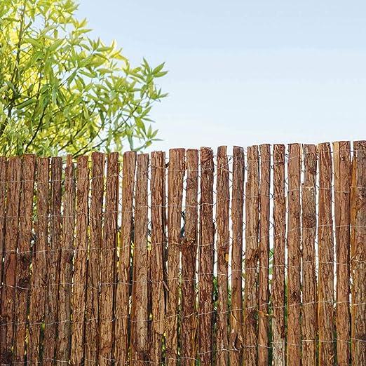 Catral 16020002 Tejido Corteza Pino Doble Cara, Marrón, 500 x 3 x 150 cm: Amazon.es: Jardín