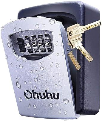 Guardallaves con Bloqueo de Seguridad con combinación de 4 dígitos ...