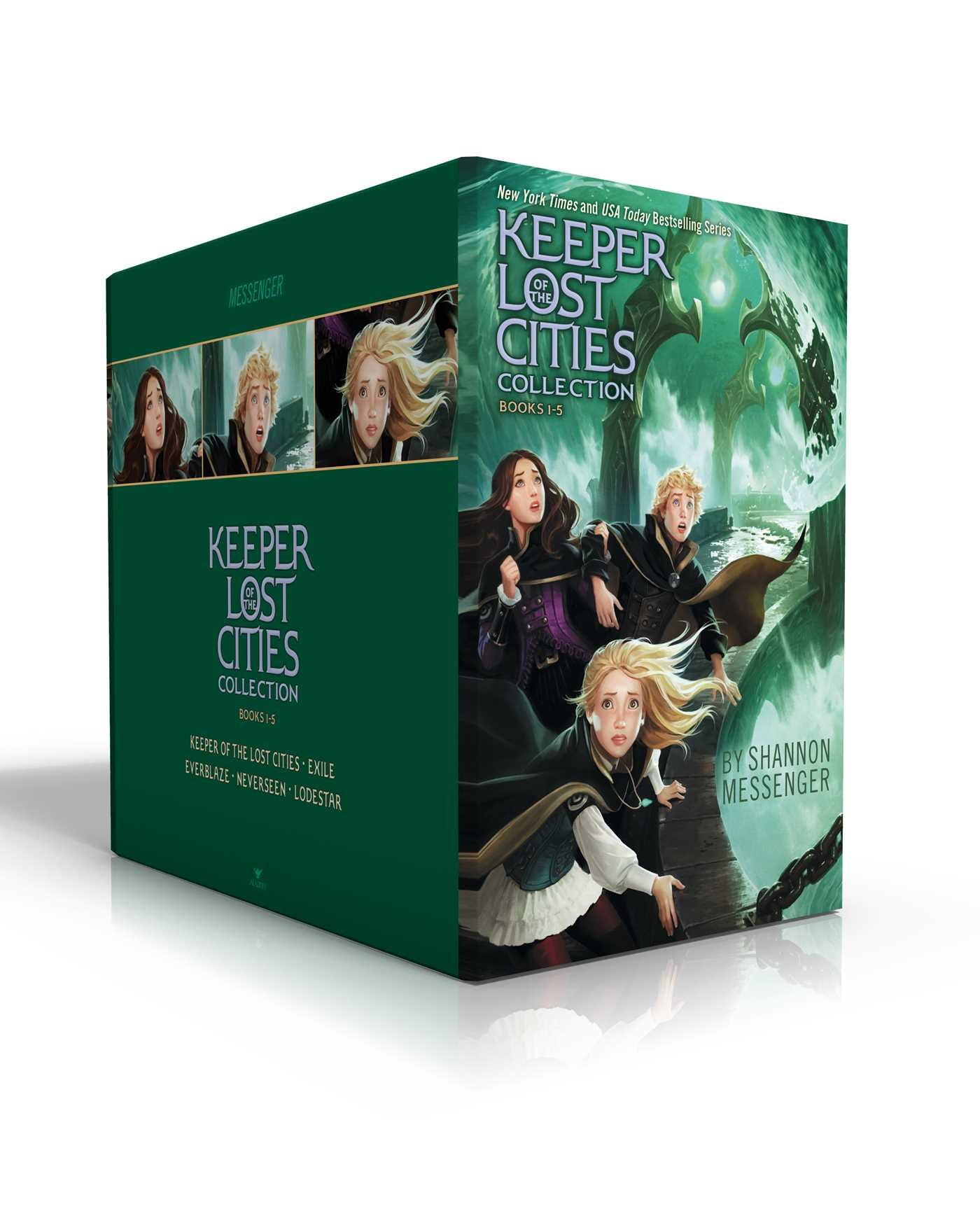 Download Keeper of the Lost Cities Collection Books 1-5: Keeper of the Lost Cities; Exile; Everblaze; Neverseen; Lodestar ebook