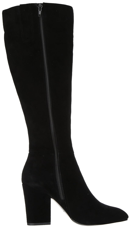 ad94bd2353440 Amazon.com | Nine West Women's Shearlingw Suede Knee High Boot | Knee-High