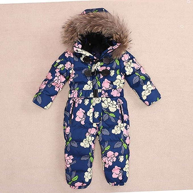 Amazon.com: Aancy - Mono de nieve para bebé, para invierno ...