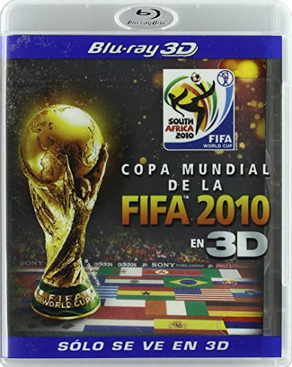 Fifa 2010(Bd)(3D) [Blu-ray]: Amazon.es: Jason Mckelvey, Dave OConnor: Cine y Series TV