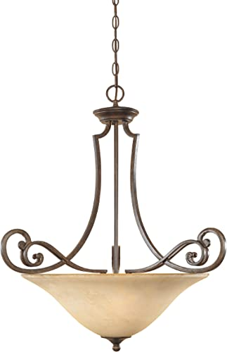 Designers Fountain 81831-FSN Mendocino Inverted Pendant