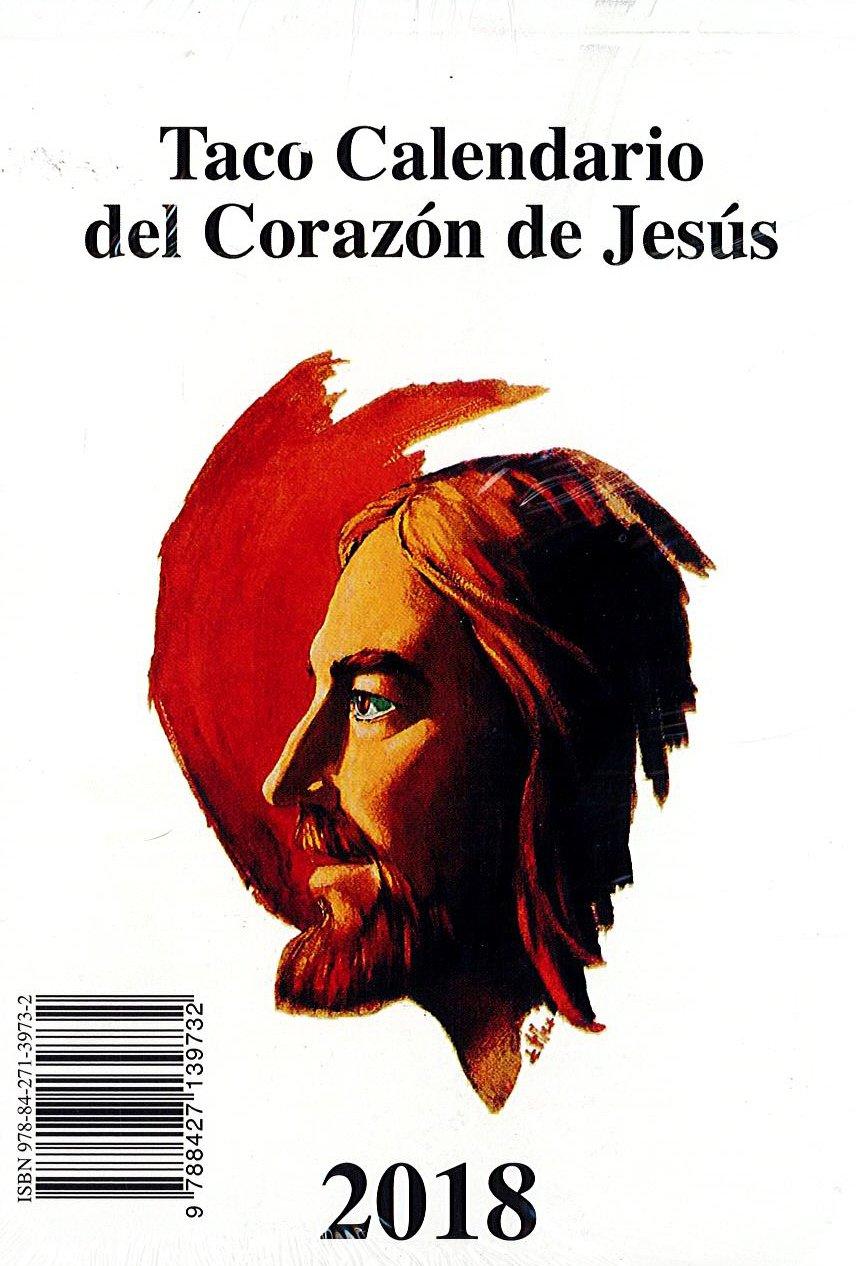 Calendario 2018. Corazón de Jesús: Amazon.es: Vv. Aa, Vv. Aa: Libros