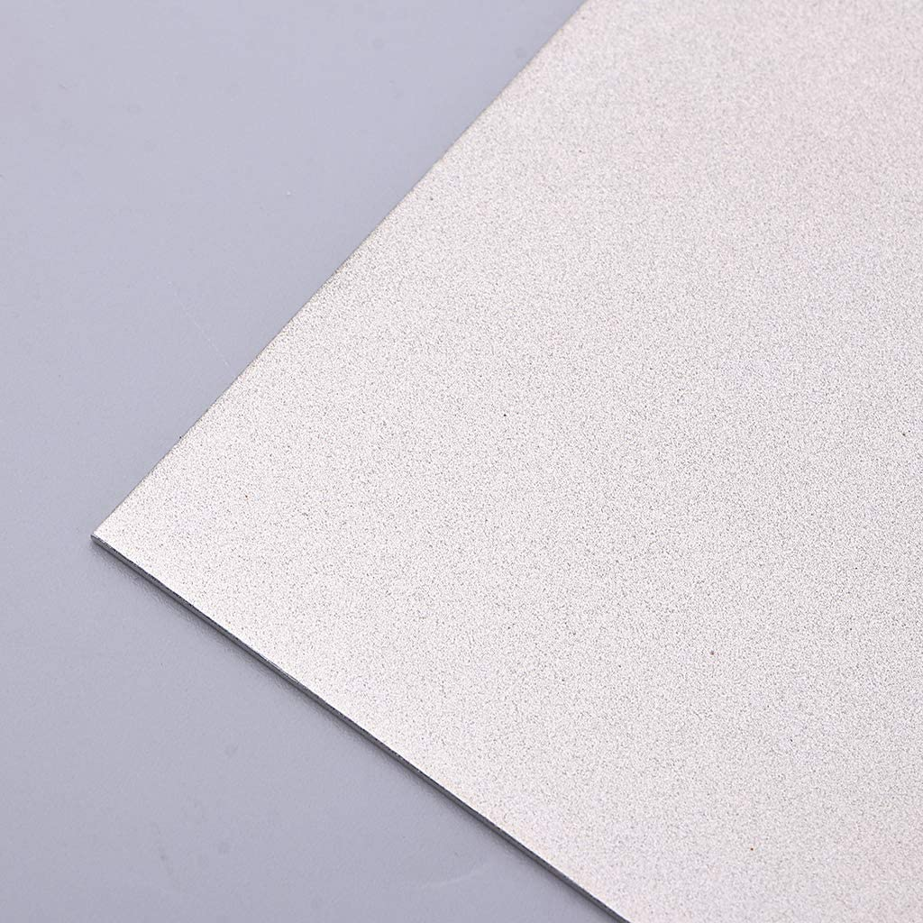 as described+as described Sharpening Supplies Grinding 1500 Portable 13 Styles Abrasive Emery Sheet Diamond Card Sharpener 170 x 75 mm- for Polishing