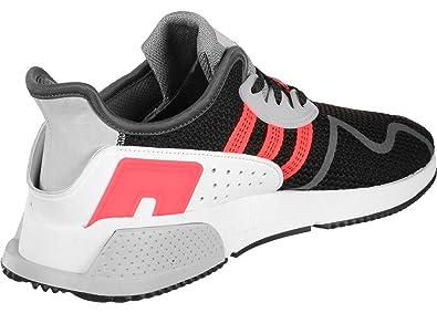 adidas EQT Cushion ADV, Chaussures de Fitness Gar?on, Noir (Negbás/Turbo/Ftwbla 000), 38 EU