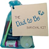 Dad to be Survival Kit Gift. Keepsake gift for Dad.