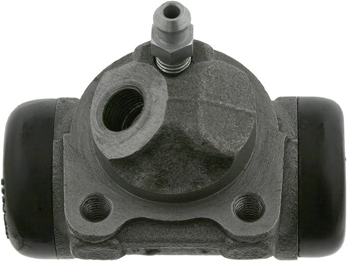 4 Piece Open Parts BSA2000.00 Brake Shoe Set Rear