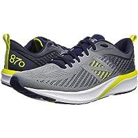 New Balance 870v5 Men's Running Shoes (Gunmetal/Pigment/Sulphur Yellow)