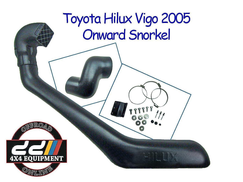 NEW Snorkel Air Intake Kit For Toyota HiLux SR5 Vigo 2005 Onwards Kun26r RHS