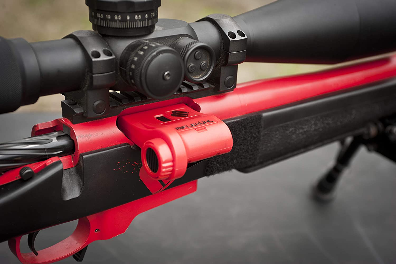 MagnetoSpeed RifleKuhl Barrel Cooler, Red