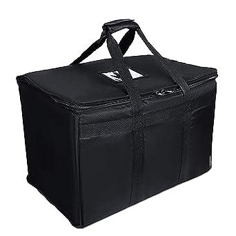 Amazon.com: Bolsa de entrega de alimentos profesional con ...