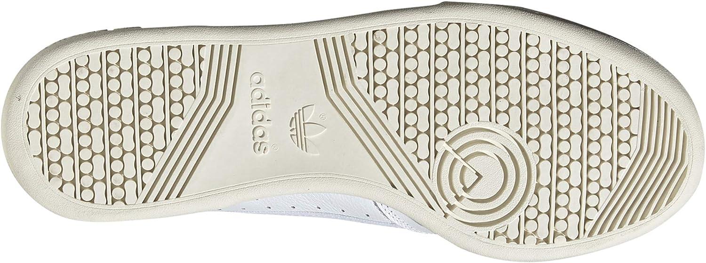 adidas Continental 80 Weiß, Sneakers für Damen. Tennis, Sneaker. Vintage Nostalgie Monochromatic 4g White