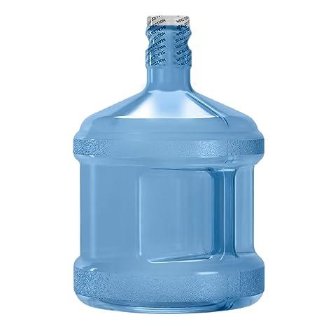 Amazon Com Bpa Free Reusable Plastic Water Bottle Gallon Jug