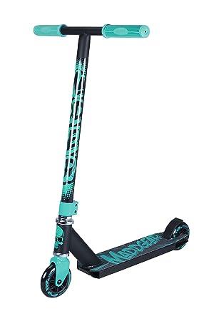 Minipatinete Kick Pro X de Madd Gear (verde azulado): Amazon ...