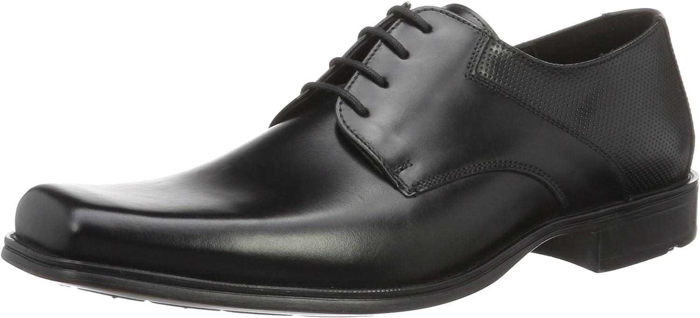 TALLA 40 EU. LLOYD Dwaine, Zapatos de Cordones Derby para Hombre
