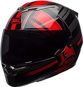 Amazon.es: BELL Cascos RS2, rojo táctico/negro/titanio, mediano