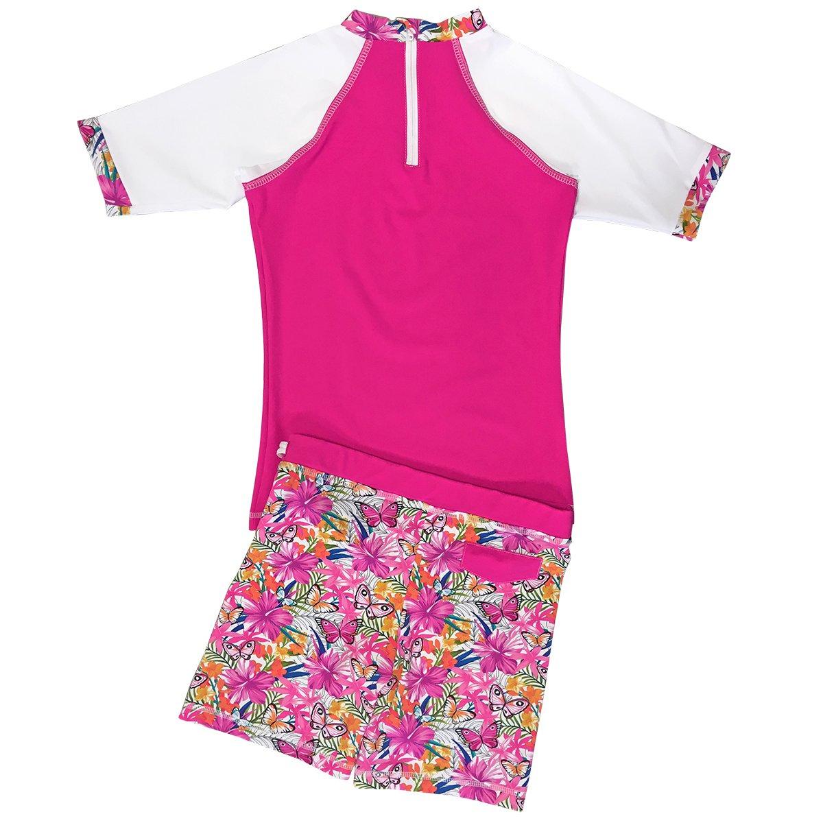 FEDJOA Kinder UV Schutz Schwimmanzug -Mädchen- Cynthia Cynthia Cynthia - Französische Design B07CWZ2511 Badeanzüge Viele Stile a40c8f