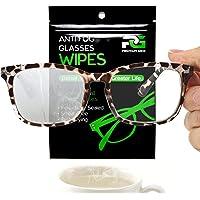 PREMIUM GRID Ściereczki do czyszczenia okularów - 15 x 15 cm do czyszczenia okularów - zamszowe ściereczki do okularów…