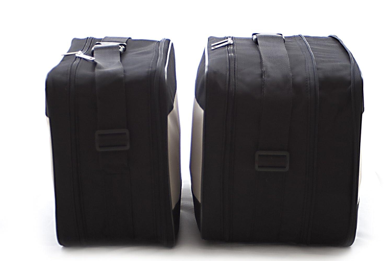 Bolsas interiores para maletas vario laterales moto BMW F650 GS, F700 GS, F800 GS, R1200 GS ----# No: 9 #