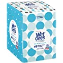 Wet Ones Fresh Scent 48 Count Antibacterial Hand Wipes Singles