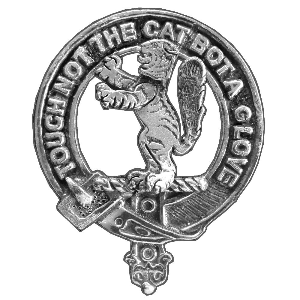 Clan Chattan Scottish Clan Crest Badge