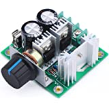 DROK® 13KHz PWM DC regolatore di velocità motore 12-40V 10A Pompa Ventilatore continua della velocità del modulo di controllo con inversione di polarità Protezione ad alta corrente