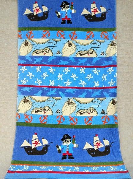 Li Yu puro algodón childrens lindo coche, caricaturas de hombres, grandes toallas de baño