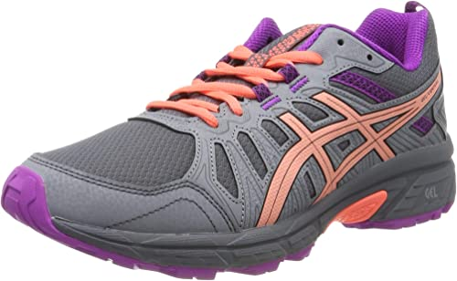 ASICS Venture 7 GS, Zapatillas de Running Unisex Niños: Amazon ...