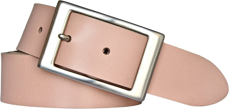 Bernd Götz Damen Leder Gürtel 35 mm nude Nappaleder kürzbar Damengürtel