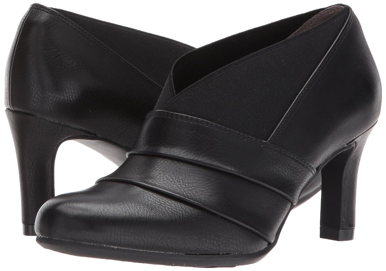 LifeStride Women's Micah Ankle Bootie B07325P51V 10 B(M) US|Black
