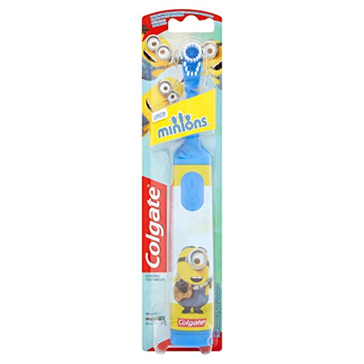 Colgate Minions Extra Soft Battery Toothbrush,COW13,107766701