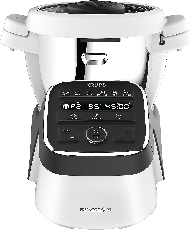 Krups HP50A8 Prep&Cook XL - Robot de cocina multifunción (1550 ...
