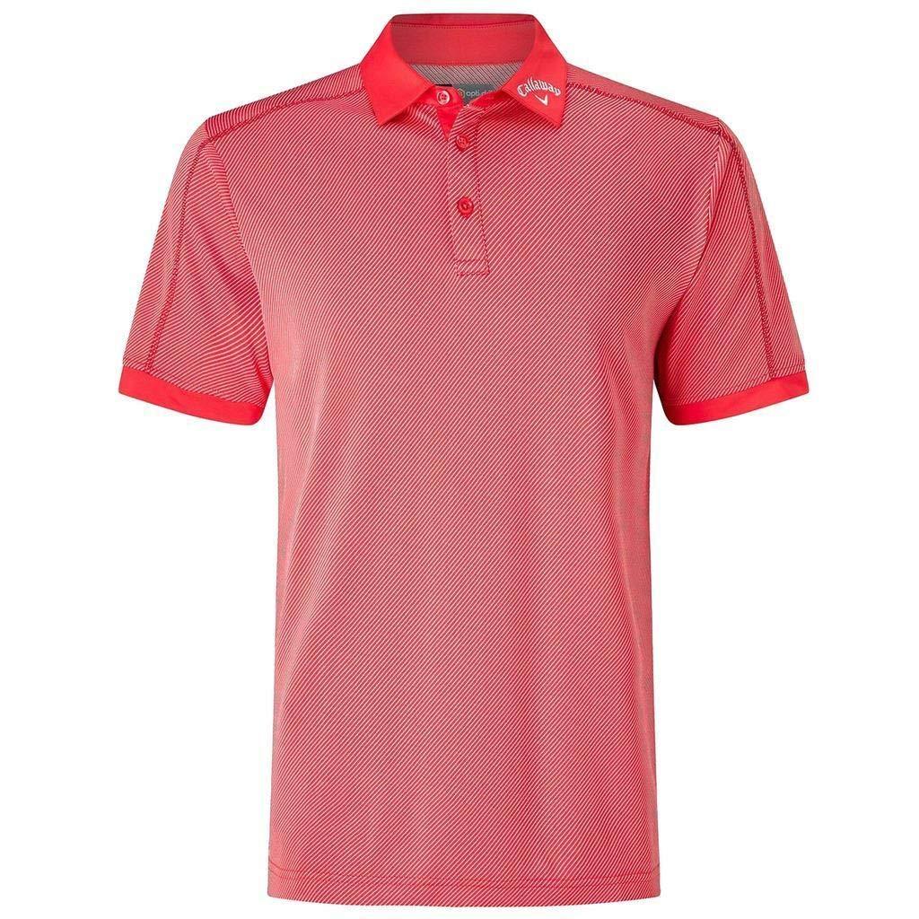 激安 スポーツ/アウトドア/ゴルフ/ウェア Mens/メンズ/シャツ/ポロシャツ 2018/Callaway Performance 2018 Denim Jacquard Stripe Opti-Dri Mens Performance Golf Polo Shirt M B07QLH6J1F, ボヌール:a117ca9f --- web456.server40.configcenter.info
