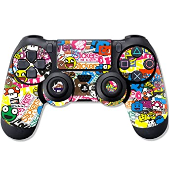 Sony Ps4 Playstation 4 Controller Skin Sticker Aufkleber