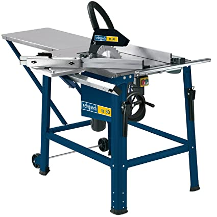 Admirable Scheppach Ts30 Table Saw With Sliding Carriage 240V Lamtechconsult Wood Chair Design Ideas Lamtechconsultcom