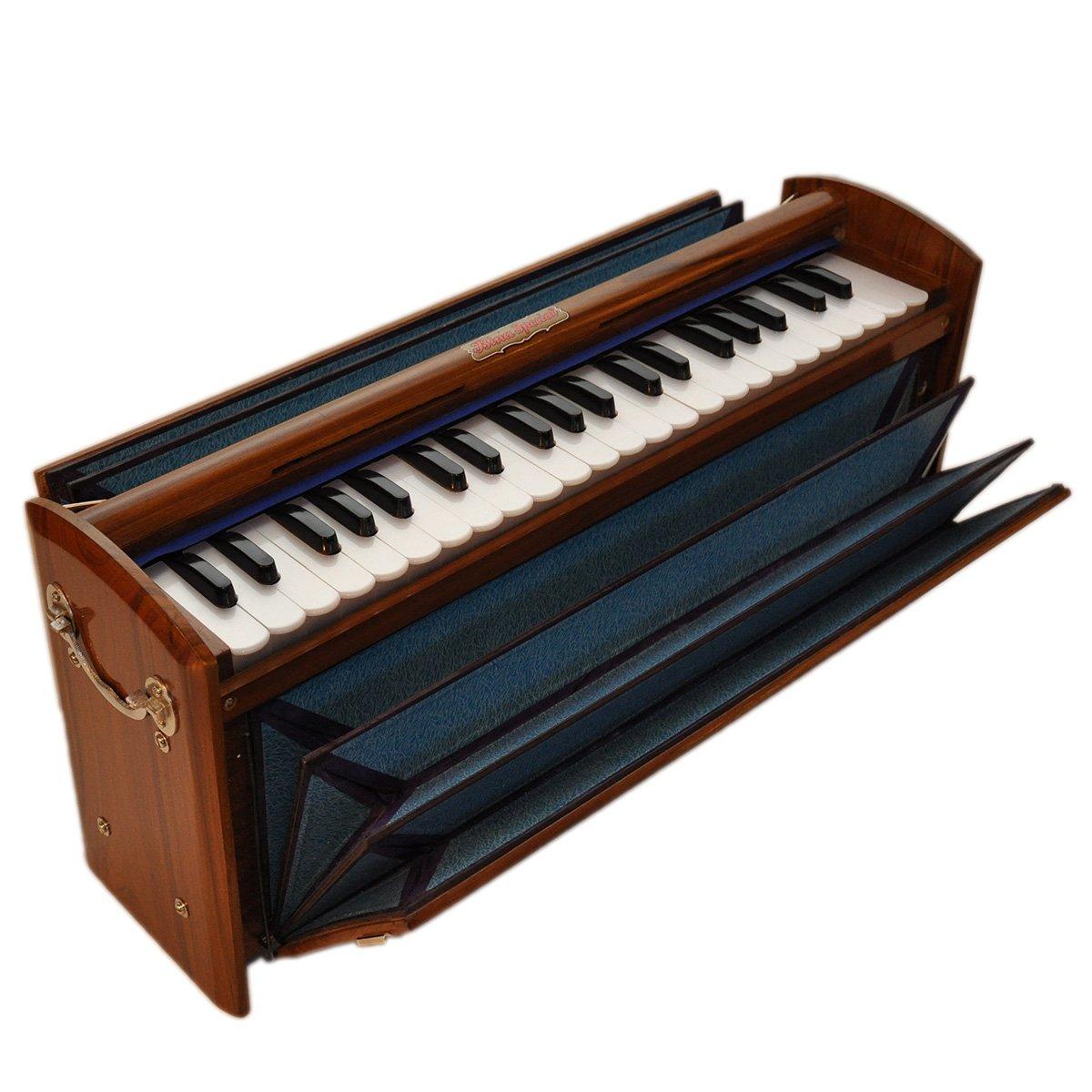 Bina dulcetina   teca Harmonium de viaje con Gig Bag   barcos de EE. UU.: Amazon.es: Instrumentos musicales