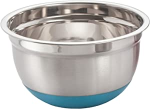 ExcelSteel 297 3-Quart Stainless Steel Non Skid Base Mixing Bowl