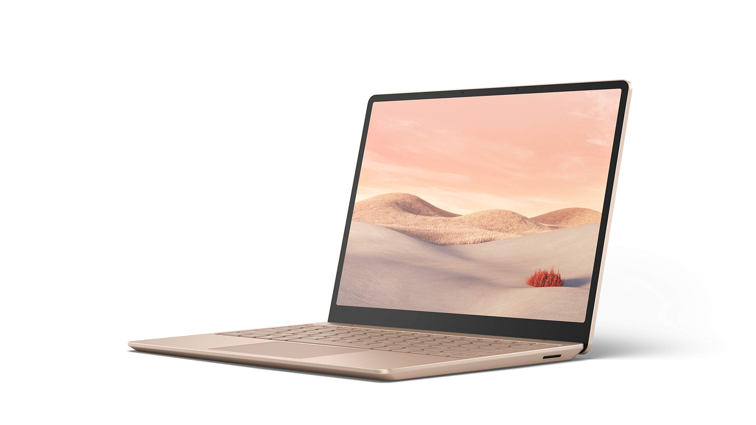 "Microsoft Surface Laptop Go - 12.4"" Touchscreen - Intel Core i5 - 8GB Memory - 256GB SSD - Sandstone"