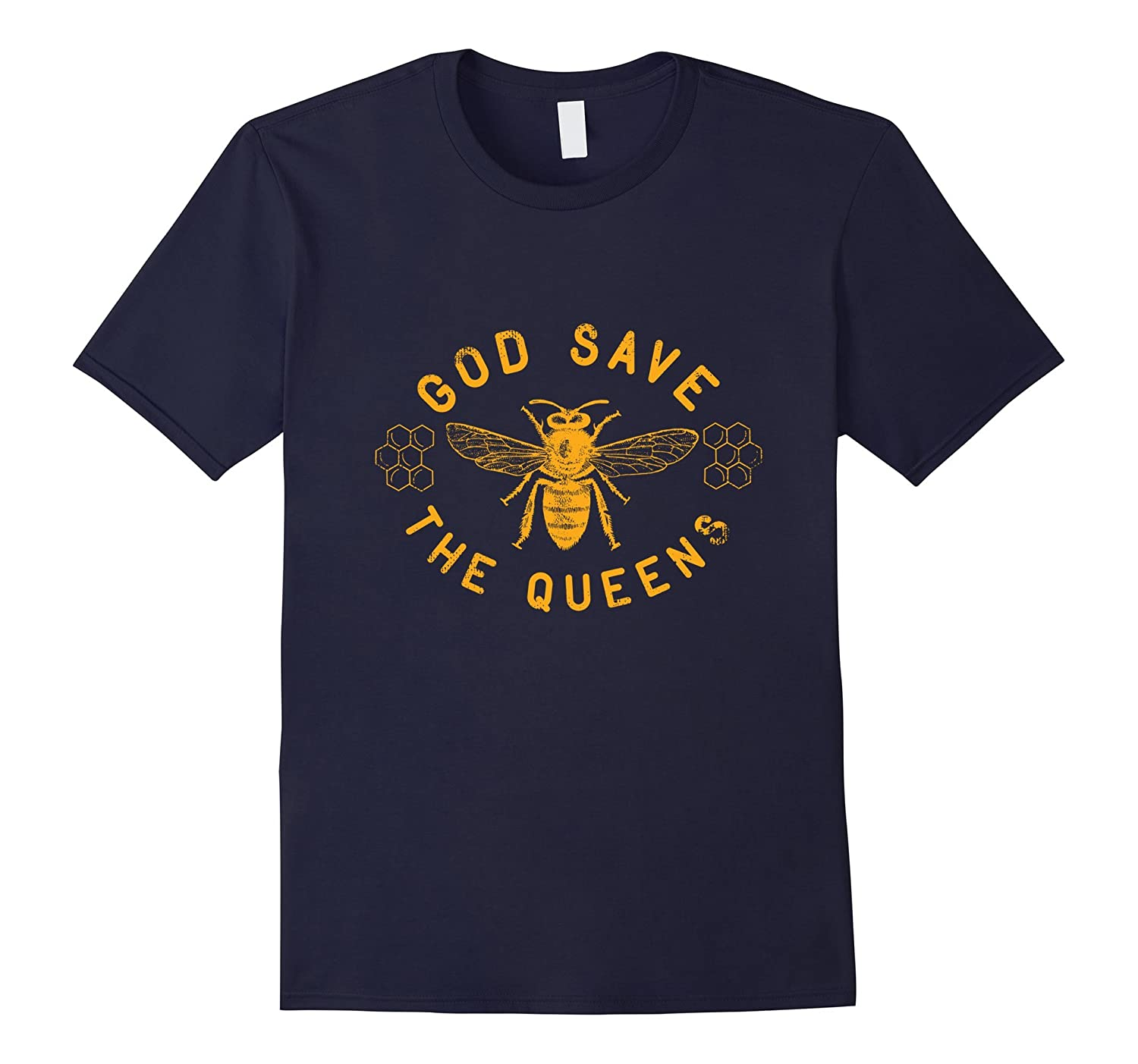 Bee Lover's Tee Shirt for the Natural Organic Gardner-TH