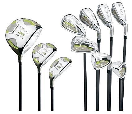 Amazon.com: Wilson Golf Damas Prostaff LCG – 11 piezas (mano ...