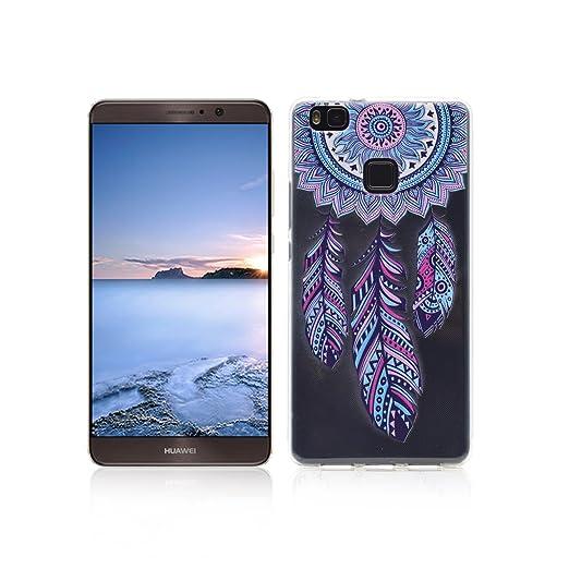 52 opinioni per Cover Huawei P9 LITE Custodia TPU Silicone OuDu Cover Huawei P9 LITE Cassa Gomma