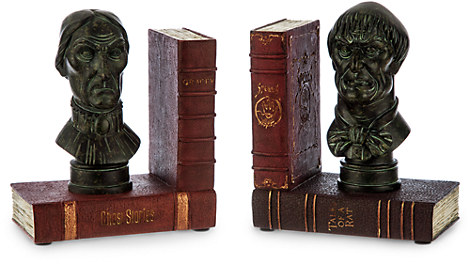The Haunted Mansion Bookends | Home Accents & Lighting | Disney Store