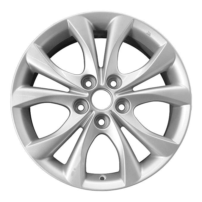 amazon new 17 replacement rim for mazda 3 2010 wheel automotive 2014 Mazda 3 Eyelids