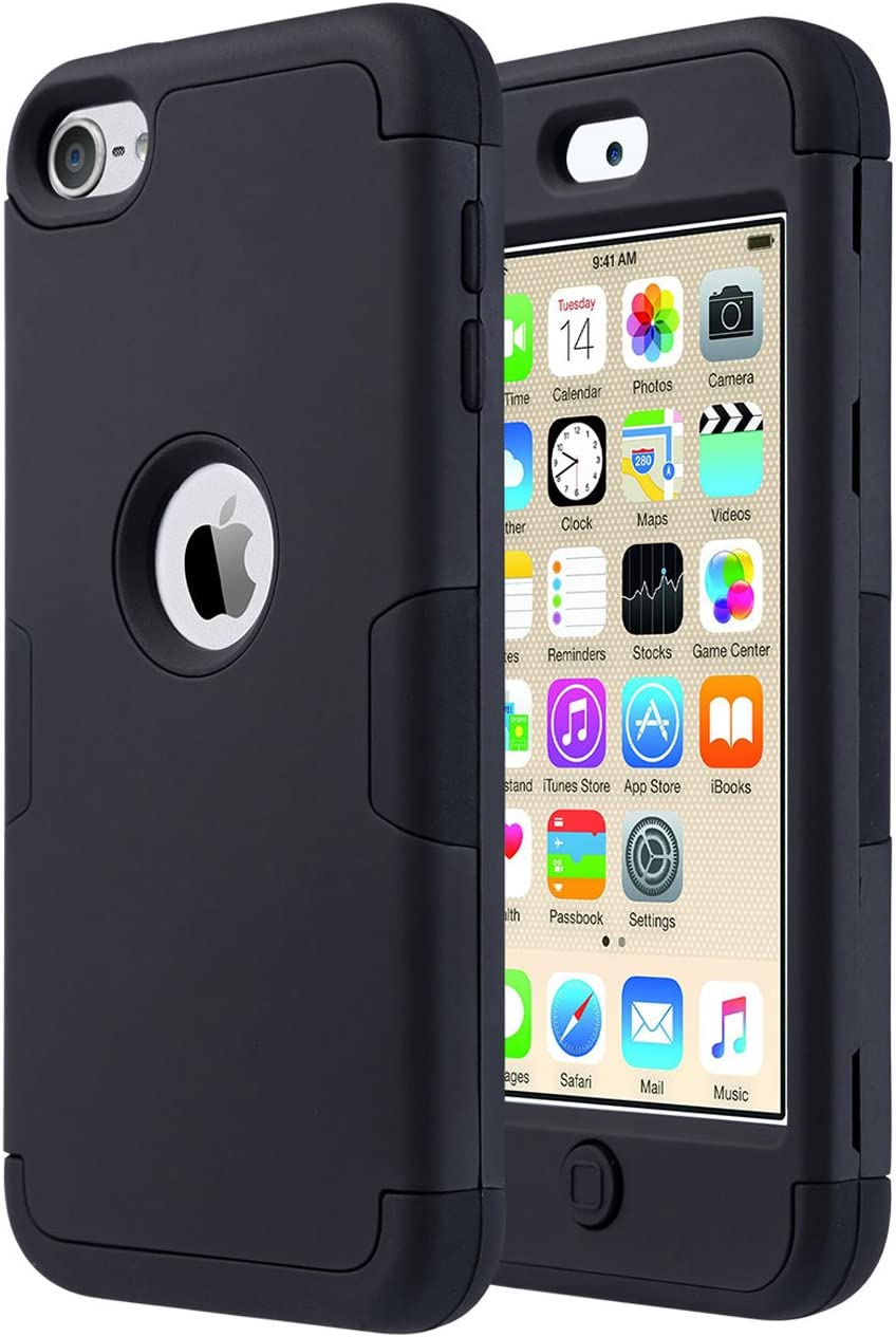 ULAK iPod Touch 7 Case, iPod Touch 6 Case