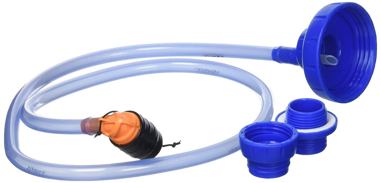 Source, Convertube, strumento per trasformare qualsiasi bottiglia in un sistema di idratazione, Blu (Blau) 2031160200